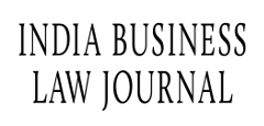 Indian Business Law Journal