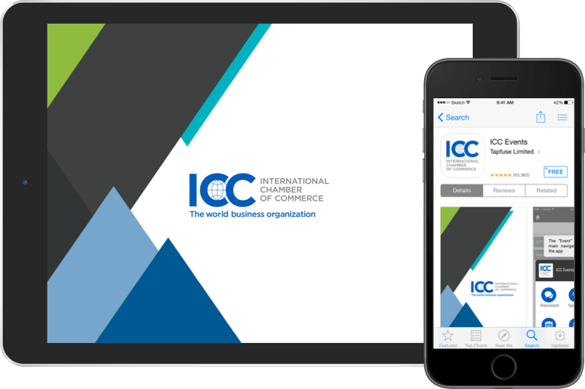ICC Events App - ICC - International Chamber of Commerce