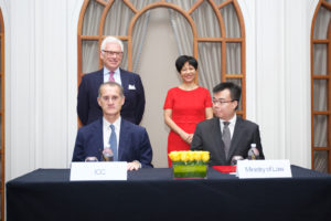 ICC Court signs MOU for Singapore Case Management Office