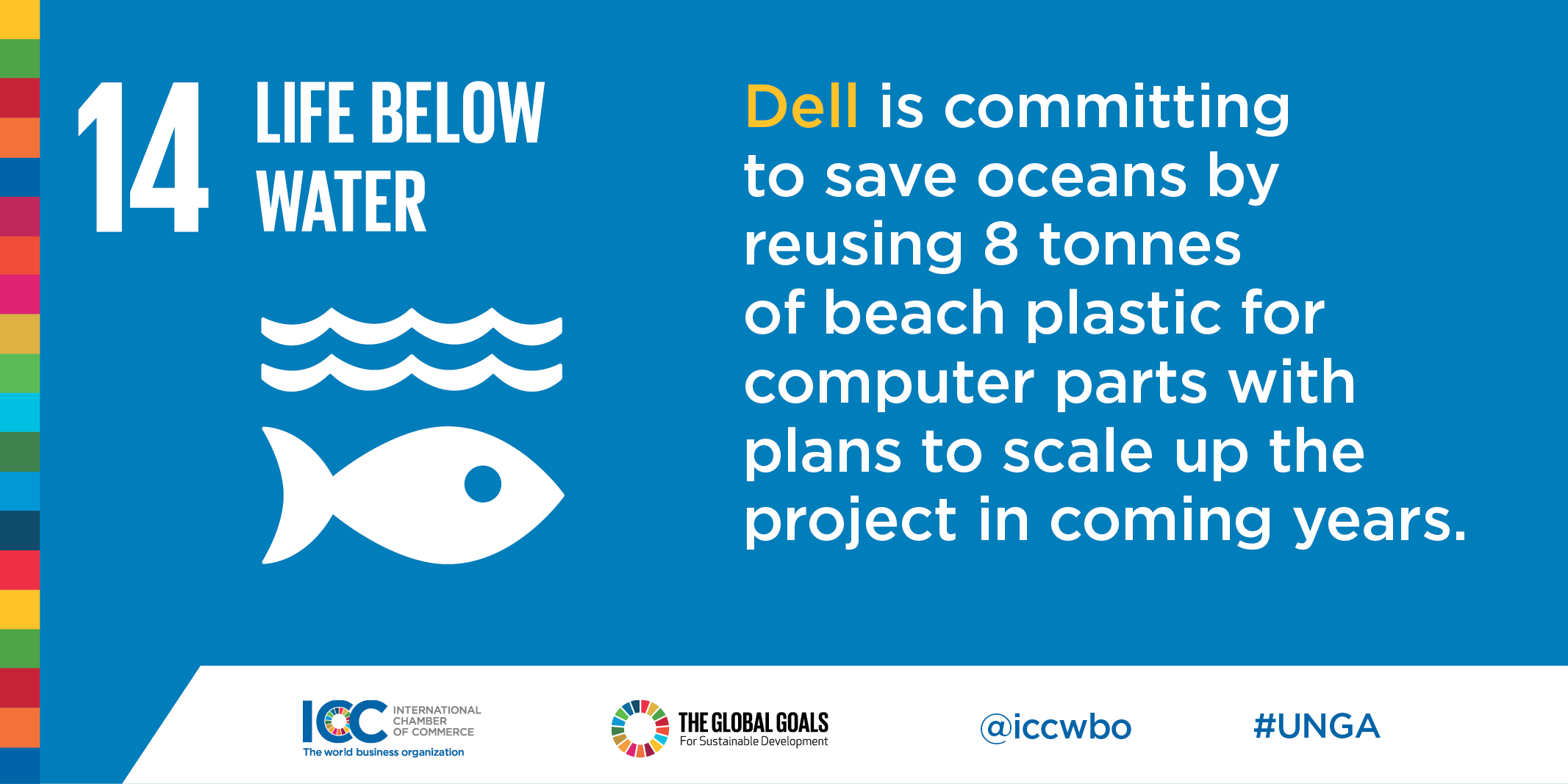 ICC Business Commits Plastic Pollution Dell