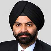 ICC First Vice Chair Ajay Banga