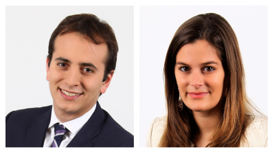 Christian Albanesi and Marie-Isabelle Delleur of Linklaters