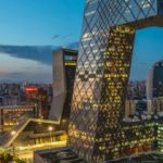 Night On Beijing Central Business District Buildings Skyline China Picture Id482334184