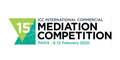 Icc 15th Mediation Competition 2020