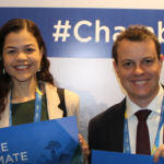 Chambers of Commerce sign the Chamber CLimate Coalition at the 11th World Chambers Congress in Rio de Janeiro